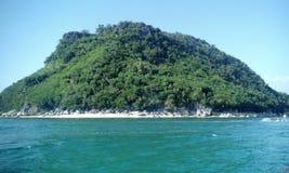 Wyspa Obrazy Royalty Free