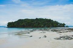 Wyspa Fotografia Royalty Free