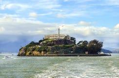 wyspa alcatraz San Francisco Kalifornii Obrazy Stock