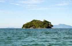 Wyspa angra Obraz Stock