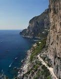 Wyspa Capri 2 Zdjęcia Royalty Free