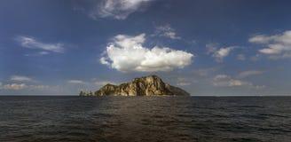 Wyspa Capri 3 Zdjęcia Royalty Free
