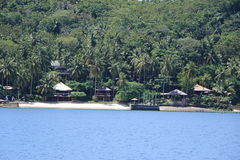 Wyspa Davao Zdjęcia Royalty Free
