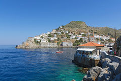 wyspa hydry greece obraz royalty free