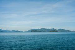 Wyspa Tajlandia i morze Obraz Royalty Free