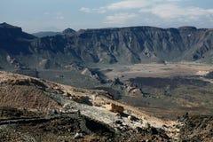 wyspa kanaryjska góry Obrazy Stock