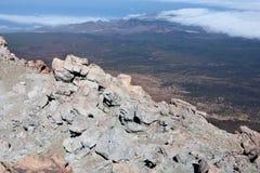wyspa kanaryjska góry Zdjęcie Royalty Free