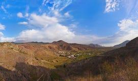 wyspa kanaryjska góry Tenerife Obrazy Stock