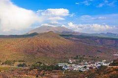 wyspa kanaryjska góry Tenerife Zdjęcie Royalty Free