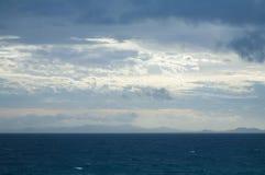Wyspa Kanaryjska, kontury Fuerteventura Obraz Royalty Free