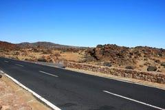 wyspa kanaryjska Tenerife Zdjęcia Stock