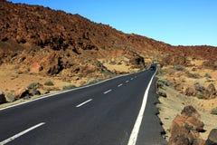 wyspa kanaryjska Tenerife Obrazy Stock