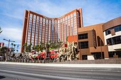 wyspa kasynowy hotelowy skarb Zdjęcie Stock