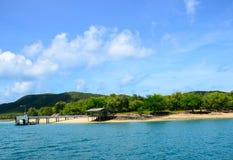 Wyspa Kham Zdjęcia Stock