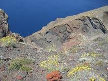 wyspa krajobraz Zdjęcie Royalty Free