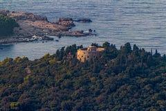 Wyspa Lokrum Zdjęcia Royalty Free