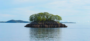 wyspa mała Zdjęcia Royalty Free