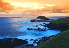 wyspa Melbourne Phillip Fotografia Stock