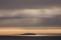 wyspa może Zdjęcia Royalty Free