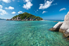 wyspa nangyuan Zdjęcia Stock