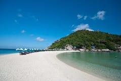 wyspa nangyuan Zdjęcie Stock