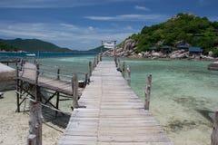 wyspa nangyuan Fotografia Royalty Free