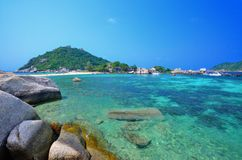 wyspa nangyuan Obrazy Stock