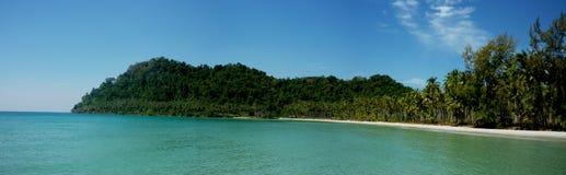wyspa oceaniczna Fotografia Stock