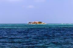 wyspa osamotniona Obraz Stock