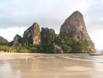 wyspa plażowy raj Zdjęcie Stock