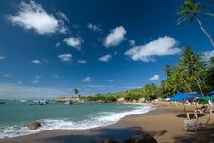 wyspa raj Zdjęcia Royalty Free