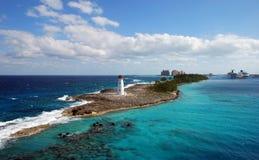 wyspa raj Fotografia Royalty Free