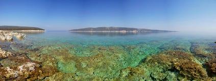 wyspa ranek Obrazy Stock