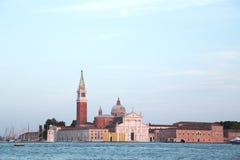 Wyspa San Giorgio Maggiore w Wenecja fotografia stock