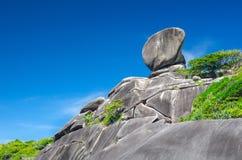 wyspa similan Zdjęcie Royalty Free