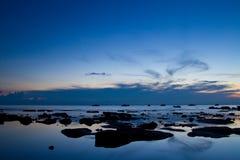 wyspa tionman Fotografia Royalty Free