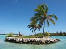 wyspa trochę Fotografia Stock