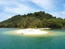 wyspa tropikalna obraz stock