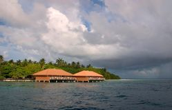 wyspa tropikalna fotografia stock