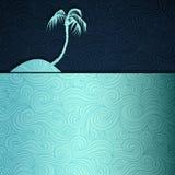 wyspa tropikalna Obraz Royalty Free