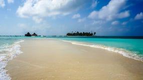 Wyspa w Karaiby Obraz Royalty Free
