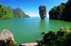 Wyspa w Thailand zdjęcia royalty free