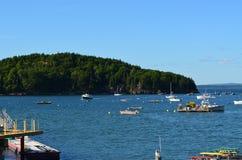 Wyspa widok obrazy royalty free