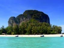 wyspa zwrotnik zdjęcie stock