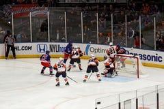 wyspiarka gemowi hokejowi leśniczowie x Fotografia Stock