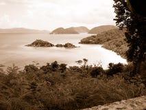 wyspy świętego Jana Obrazy Stock