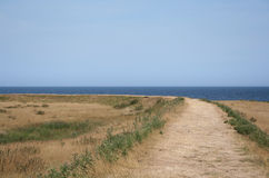 wyspy świętego krajobrazu Obraz Stock