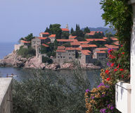 wyspy świętego Stefana obrazy stock