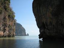 wyspy Fotografia Stock