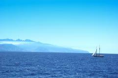 wyspy dotrzeć Zdjęcia Royalty Free